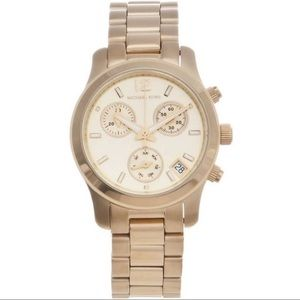 Michael Korda Gold Watch
